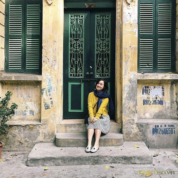 Các căn nhà cổ ở Hà Nội