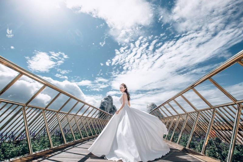 Chụp ảnh trên các cây cầu Đà Nẵng
