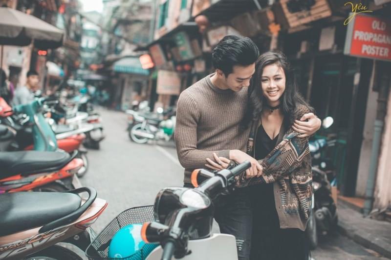 Các con phố nổi tiếng của Hà Nội: Hoàng Diệu, Tạ Hiện, Phan Đình Phùng…- yeumedia.vn