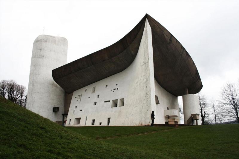 Các công trình kiến trúc của Le Corbusier