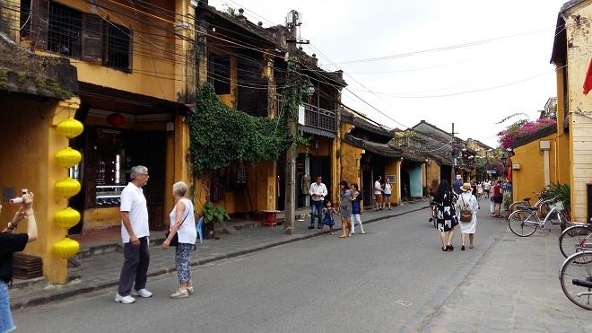 Tuyến phố Trần Phú, Hội An