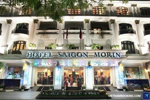 Các khách sạn lớn