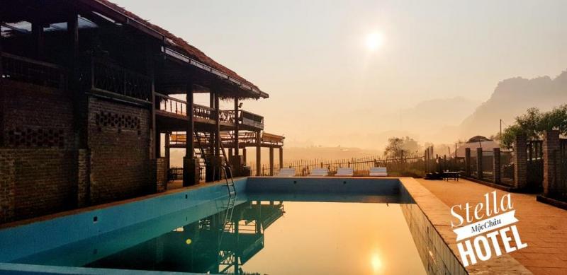 Các khách sạn ở Mộc Châu
