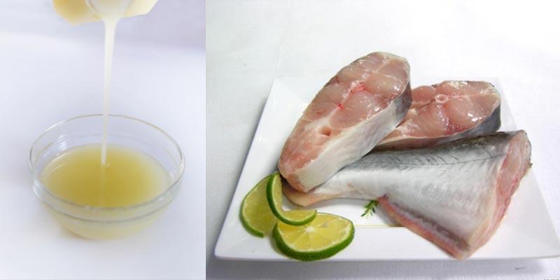 Cá là thực phẩm chứa rất nhiều chất có ích giúp chống lại quá trình lão hóa