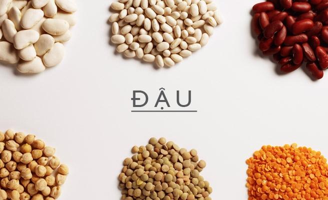 Hình ảnh các loại đậu
