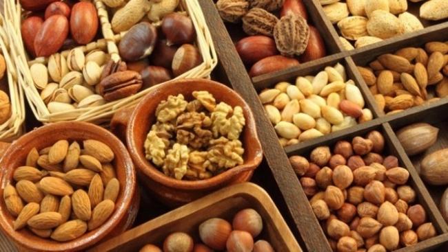 Các loại hạt rất tốt cho phụ nữ mang thai