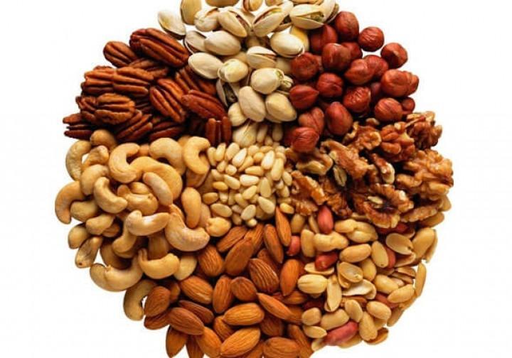 Các loại hạt giúp giảm cân lành mạnh