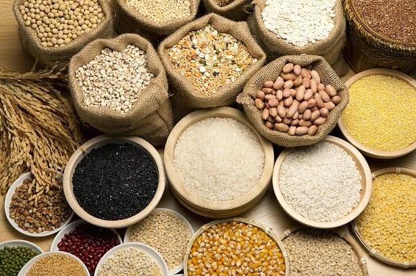 Các loại hạt hay ngũ cốc