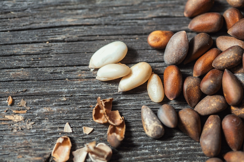 Các loại hạt rang có thể gây thừa cân, tiểu đường