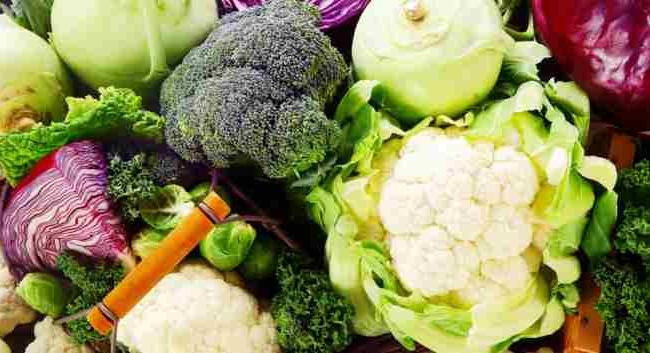 Các loại rau họ cải ngăn ngừa ung thư