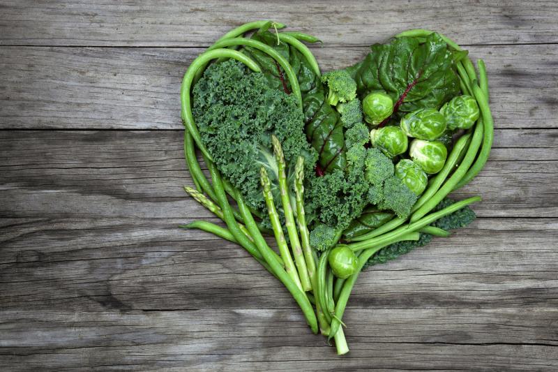 Các loại rau xanh ngăn ngừa ung thư