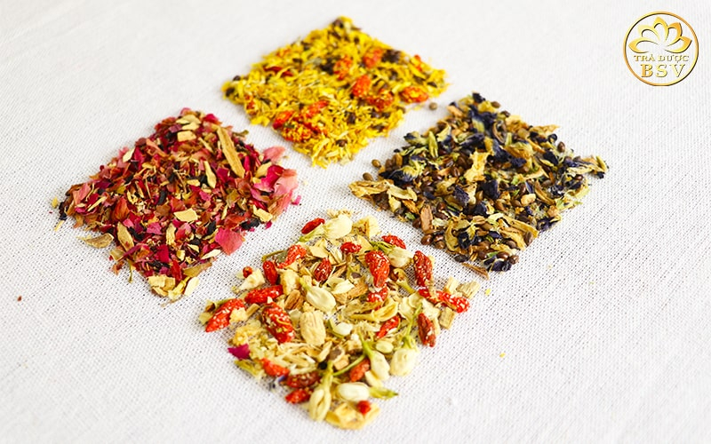 Các loại thảo mộc thơm