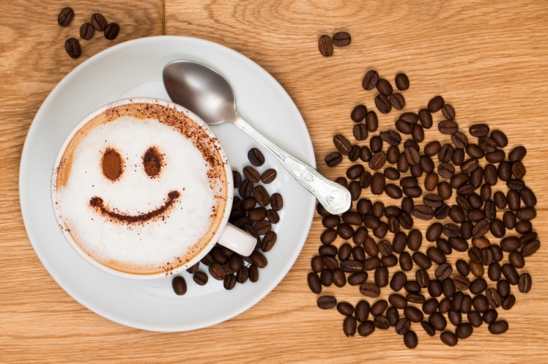 Các loại thực phẩm chứa caffein