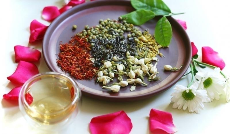Các loại trà thảo dược