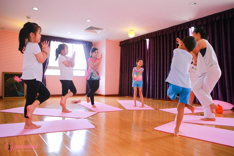 Có nhiều lớp học Yoga khác nhau phù hợp với nhu cầu của mọi người