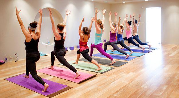 Có rất nhiều loại yoga khác nhau