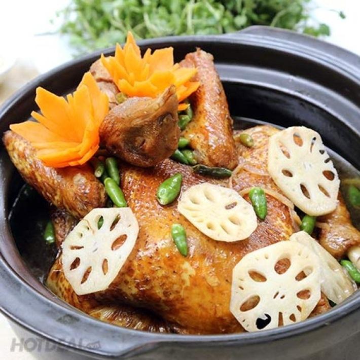 Top 14 món ăn hấp dẫn và dễ chế biến nhất từ thịt gà