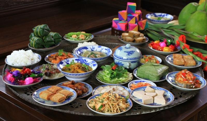 Các món ăn may mắn để khởi đầu tốt lành trong năm mới