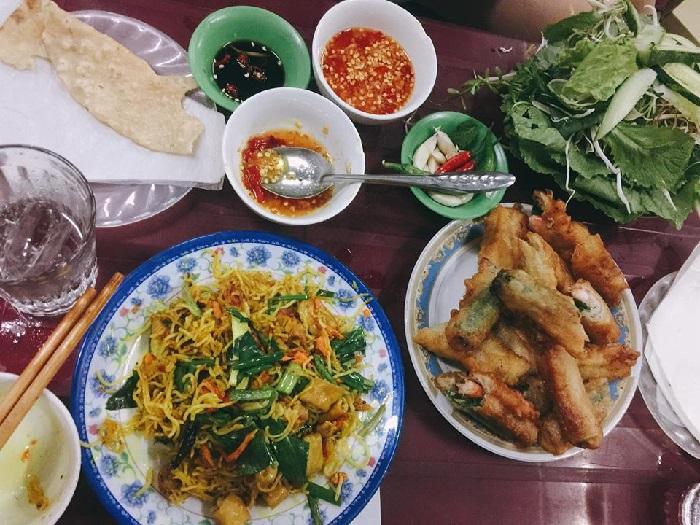 cá nục hấp Bà Xin
