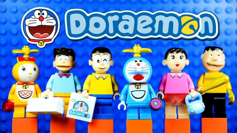 Mỗi cái tên trong Doraemon đều có một ý nghĩa riêng