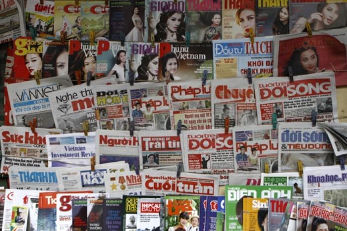 Các thời kỳ của báo chí cách mạng Việt Nam