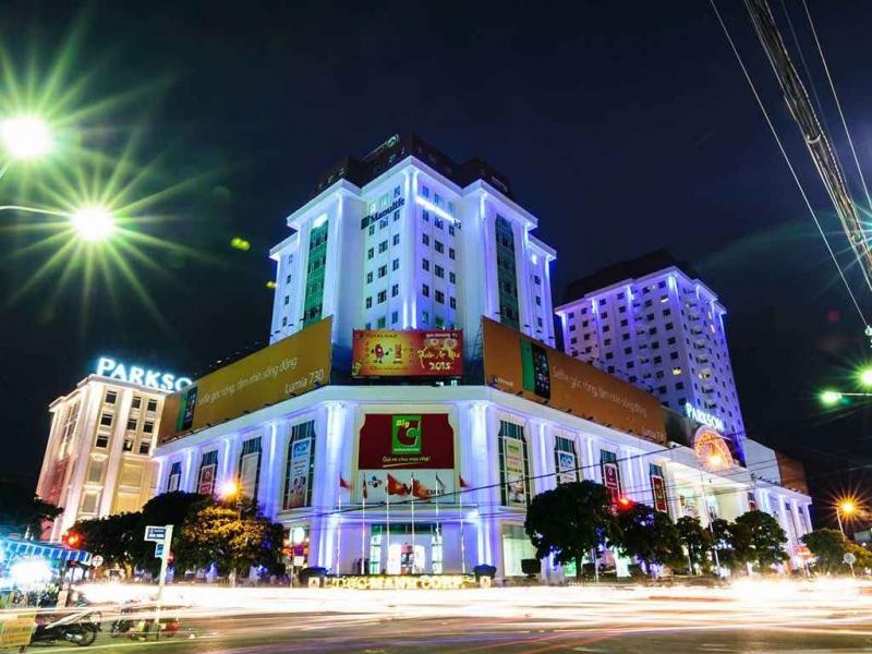 Trung tâm mua sắm Big c Đà Nẵng