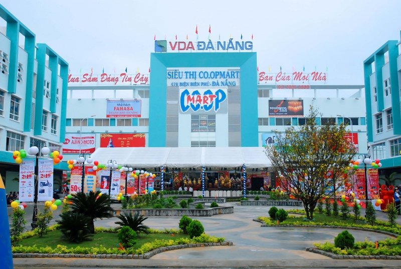 Trung tâm mua sắm Coopmark Đà Nẵng