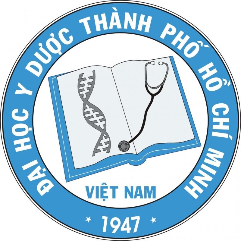 Logo Đại học y dươc THành Phố Hồ Chí Minh
