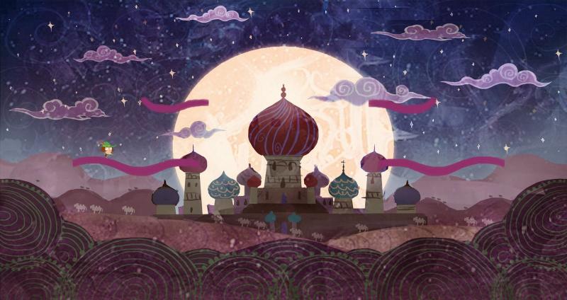 Các truyền thuyết Ả Rập