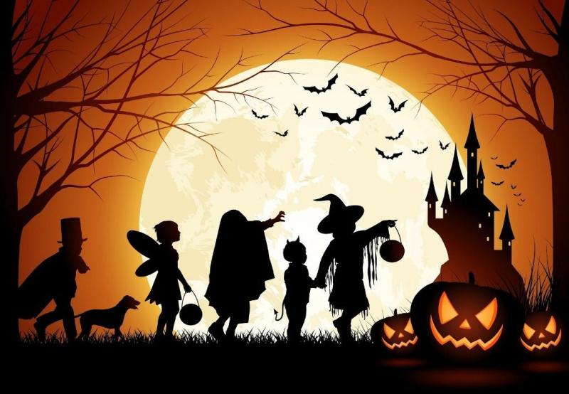 Truyền thuyết Halloween trong các truyền thuyết của người Celt