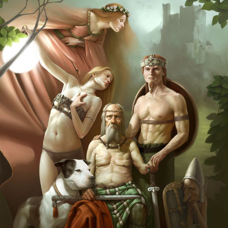 Các truyền thuyết của người Celt