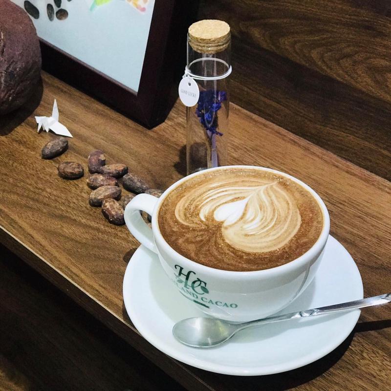 Cacao Chuối Sữa Lắc - Highland CaCao