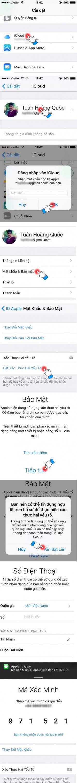 Cách bật tính năng xác minh hai bước cho Apple ID
