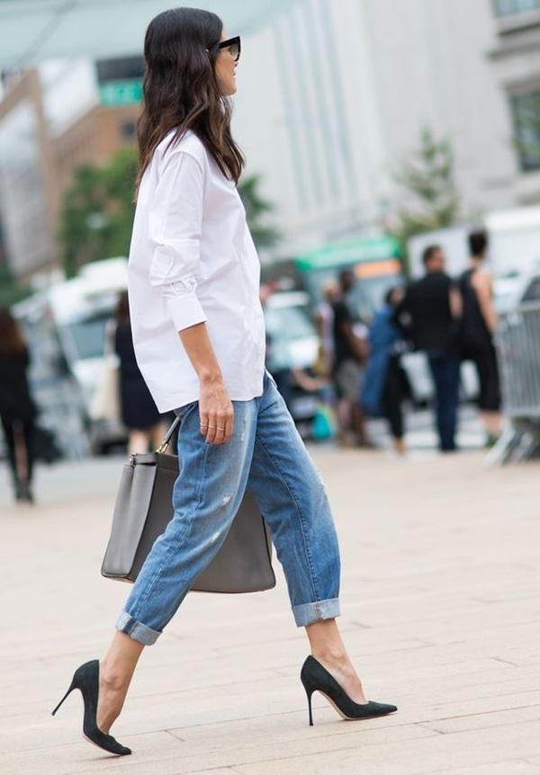 Giày cao gót là một món phụ trang tuyệt vời dành cho phái đẹp