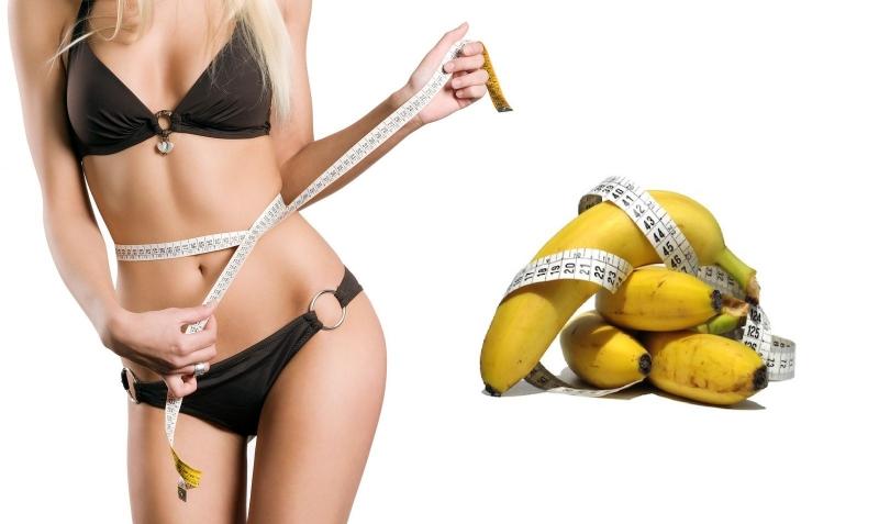 Nhanh và đơn giản đó là phương pháp sử dụng chuối cho giảm cân.
