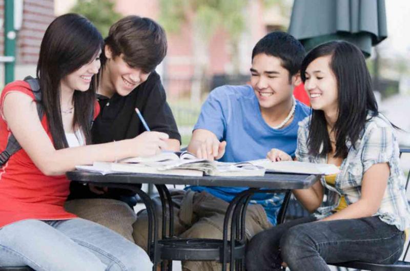 Học nhóm là phương pháp hiệu quả để học môn Lịch sử.