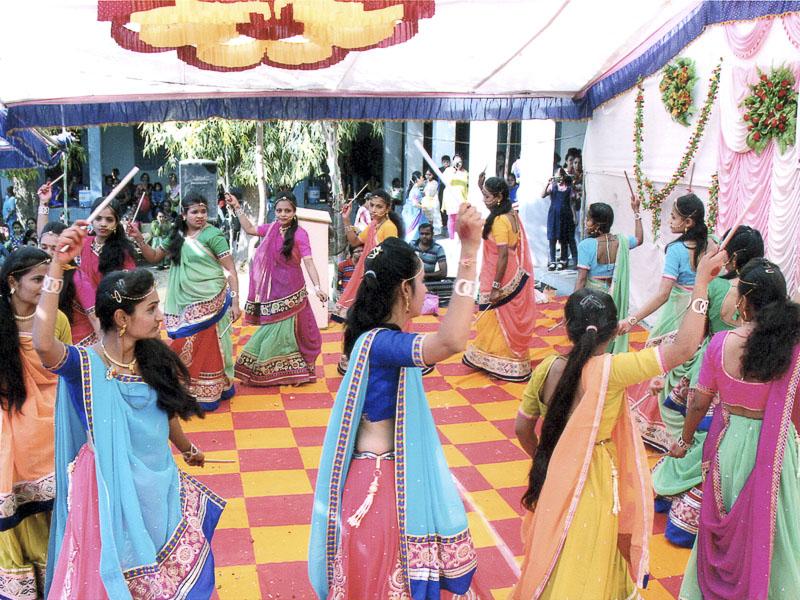 Một hoạt động chào mừng ngày Quốc tế Phụ nữ ở Ấn Độ
