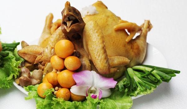 Cách luộc thịt gà ngon