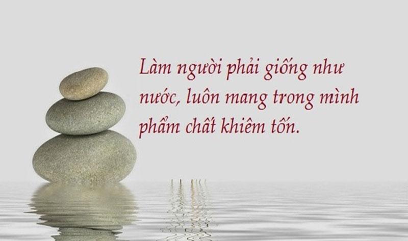 Người Việt thì lại nói chuyện một cách khiêm tốn hơn