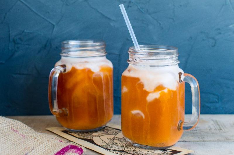 Cách pha trà sữa thái ngon