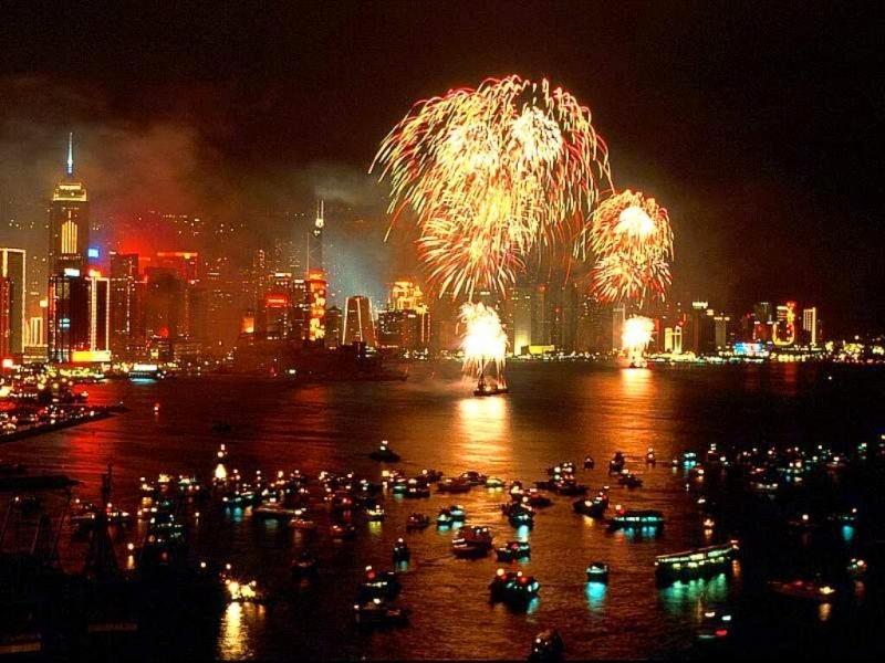 Người ta dùng nước mắt và nhin ăn một ngày để đón năm mới.