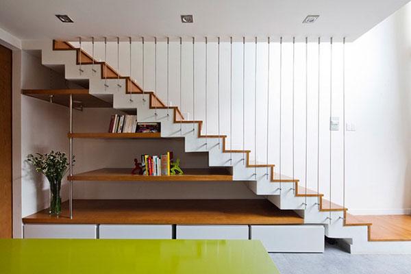 Cách tính bậc Cầu thang.