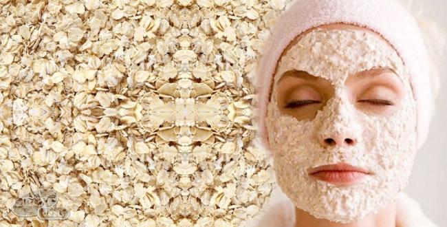 Bột yến mạch là lựa chọn hàng đầu cho cách trị mụn ẩn dưới da
