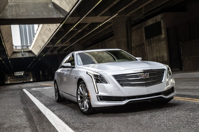 Cadillac CT 6 phiên bản 2016