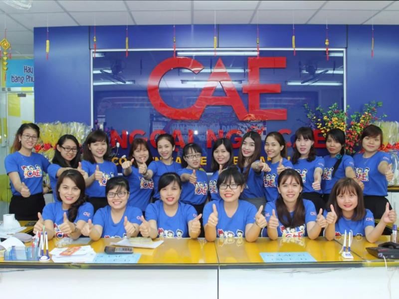 Đội ngũ nhân viên hỗ trợ tại CEA