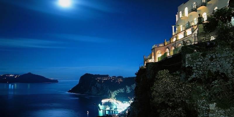 Caesar Augustus Hotel, Capri