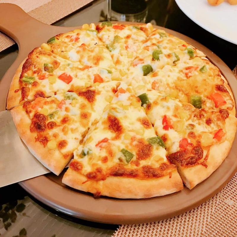 Pizza luôn là món ăn được nhiều người yêu thích