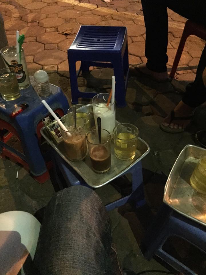 Cafe 55 Triệu Việt Vương