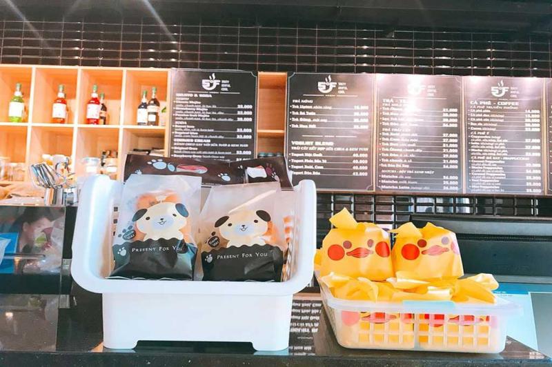 Đồ uống của Cafe 5oF ngon là đánh giá của nhiều khách hàng nơi đây