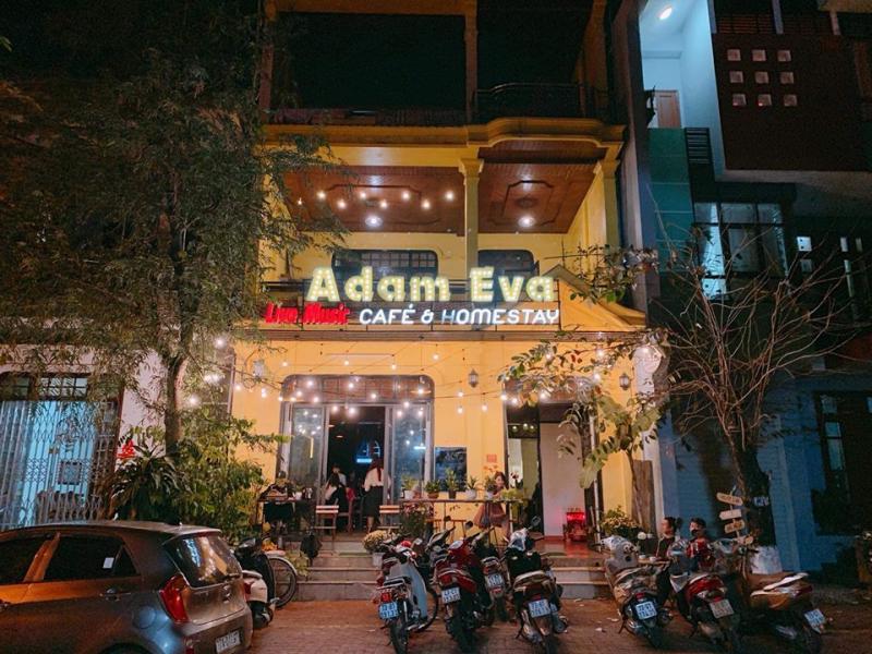 Cafe Adam & Eva